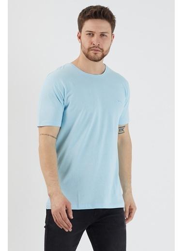 Slazenger Slazenger SANDER Erkek T-Shirt A. Mavi
